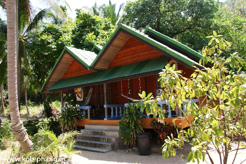 Haad Khom Bungalow Resort –Haad Khom – Koh Phangan