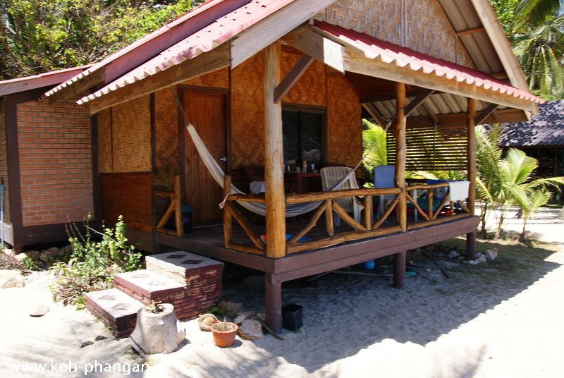 J.S. Hut Resort – Than Sadet Strand – Koh Phangan