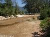 Malibu Beach Bungalow Foto vom Strand 02