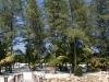 Malibu Beach Bungalow Foto vom Strand 05