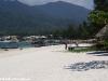 Malibu Beach Bungalow Foto vom Strand 27