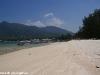 Malibu Beach Bungalow Foto vom Strand 40