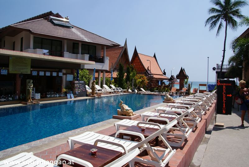Phangan Sunrise Resort – Haad Rin – Koh Phangan