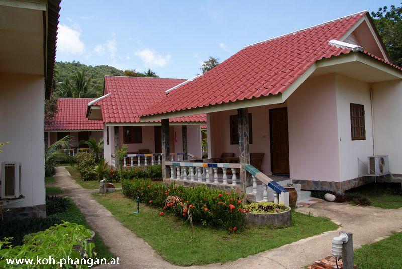 Phuwadee Resort & Spa – Thong Nai Pan Noi – Koh Phangan
