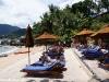 Santhyia Resort & Spa Ko Phangan Strand Foto 11