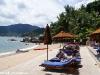 Santhyia Resort & Spa Ko Phangan Strand Foto 12