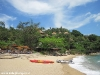 Santhyia Resort & Spa Ko Phangan Strand Foto 30