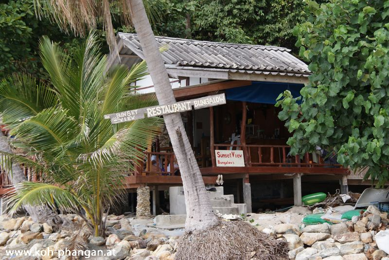 Sunset View Bungalows – Haad Salad – Koh Phangan