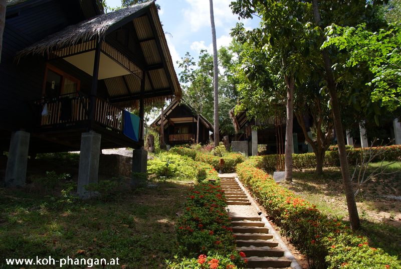 Thongtapan Resort – Thong Nai Pan Noi – Koh Phangan
