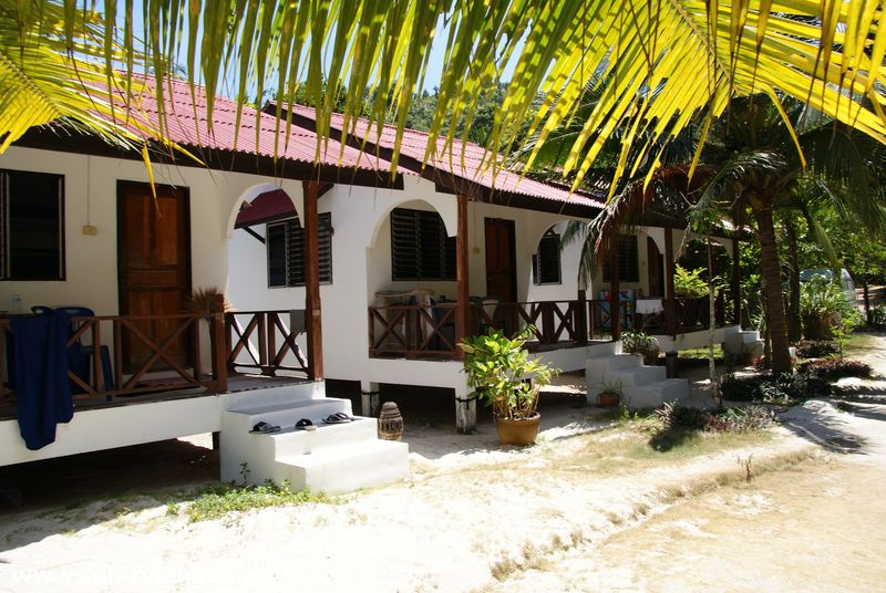 White Sand Bungalows – Thong Nai Pan Yai – Koh Phangan
