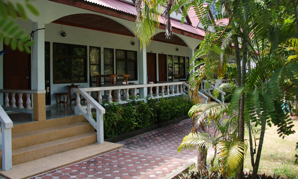Pen`s Bungalow – Thong Nai Pan Yai